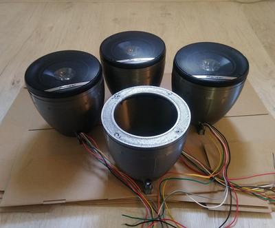 Озвучка сигнализации голосом, ринг тонами или звуками